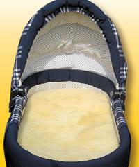 Babybedvachtje
